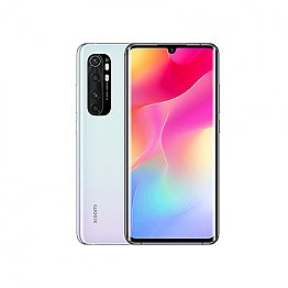 Xiaomi Mi Note 10 Lite 64GB 6GB RAM Dual Sim White EU (Global Version - Ελληνικό Menu)