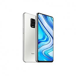 Xiaomi Redmi Note 9 Pro 64GB 6GB RAM Dual Sim Glacier White EU (Global Version - Ελληνικό Menu)