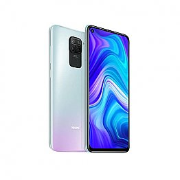 Xiaomi Redmi Note 9 128GB 4GB RAM Dual Sim White EU (Global Version - Ελληνικό Menu)
