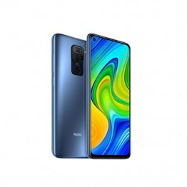 Xiaomi Redmi Note 9 64GB 3GB RAM Dual Sim Midnight Gray EU (Global Version - Ελληνικό Menu)