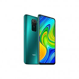 Xiaomi Redmi Note 9 64GB 3GB RAM Dual Sim Forest Green EU (Global Version - Ελληνικό Menu)