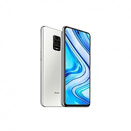 Xiaomi Redmi Note 9 Pro 128GB 6GB RAM Dual Sim White EU (Global Version - Ελληνικό Menu)