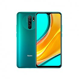 Xiaomi Redmi 9 32GB 3GB Dual Sim Ocean Green EU (Global Version - Ελληνικό Menu)