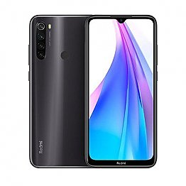 Xiaomi Redmi Note 8T 128GB 4GB RAM Moonlight Dual Sim Midnight Gray EU (Global Version)