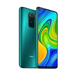 Xiaomi Redmi Note 9 128GB 4GB RAM Dual Sim Green EU (Global Version - Ελληνικό Menu)