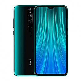 Xiaomi Redmi Note 8 Pro 64GB 6GB RAM Dual Sim Green EU (Global Version - Ελληνικό Menu)