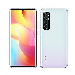 Xiaomi Mi Note 10 Lite 128GB 6GB RAM Dual Sim White EU (Global Version - Ελληνικό Menu)