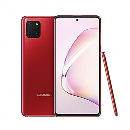 Samsung Galaxy Note 10 Lite N770 128GB 6GB RAM Dual Sim Red EU