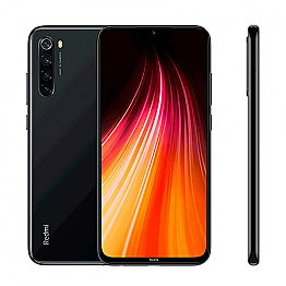 Xiaomi Redmi Note 8 64GB 4GB RAM Dual Sim Black EU (Global Version - Ελληνικό Menu)