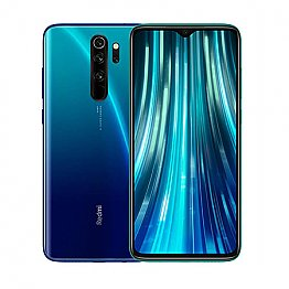 Xiaomi Redmi Note 8 Pro 128GB 6GB RAM Dual Sim Blue EU (Global Version - Ελληνικό Menu)