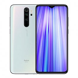 Xiaomi Redmi Note 8 Pro 64GB 6GB RAM Dual Sim White EU (Global Version - Ελληνικό Menu)
