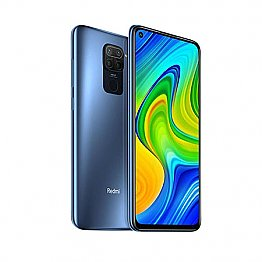 Xiaomi Note 9 128GB 4GB RAM Dual Sim Grey EU (Global Version - Ελληνικό Menu)