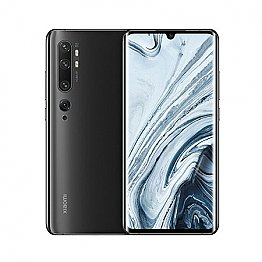Xiaomi Mi Note 10 128GB 6GB RAM Dual Sim Black (Global Version - Ελληνικό Menu) EU