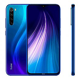 Xiaomi Redmi Note 8 64GB 4GB RAM Dual Sim Blue EU (Global Version - Ελληνικό Menu)