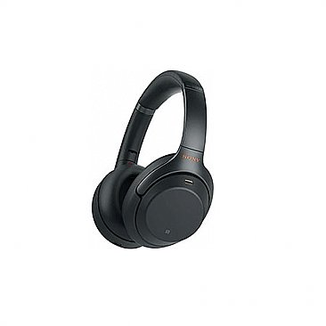 Sony Wireless On-Ear Headphones WH-1000XM3 Black EU