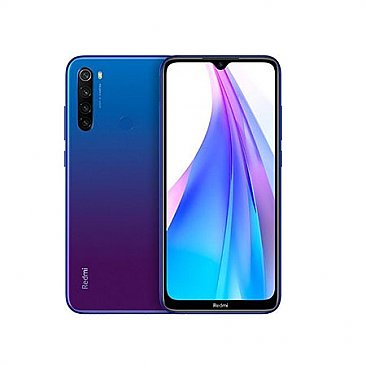 Xiaomi Redmi Note 8T 64GB 4GB RAM Dual Sim Starscape Blue EU (Global Version - Ελληνικό Menu)
