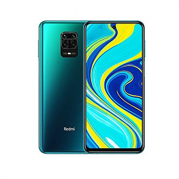 Xiaomi Note 9S 64GB 4GB RAM Dual Sim Aurora Blue EU (Global Version - Ελληνικό Menu)