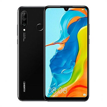 Huawei P30 Lite New Edition 256GB 6GB RAM Dual Sim Black EU
