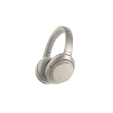 Sony Wireless On-Ear Headphones WH-1000XM3 Silver EU
